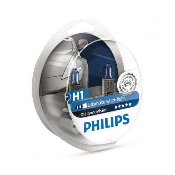 لامپ هالوژن فیلیپس Philips Diamond Vision H1