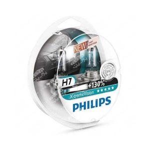 لامپ هالوژن فیلیپس Philips X-treme Vision H7
