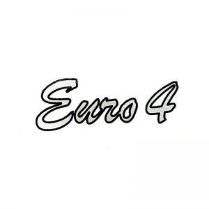 آرم خودرو Euro 4 پراید