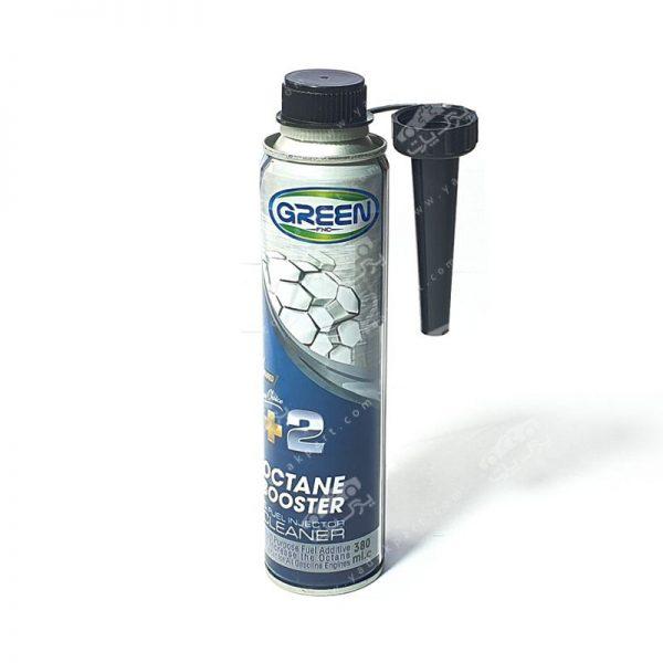 مکمل سوخت اکتان بوستر پلاس 2+ Octane Booster Plus گرین