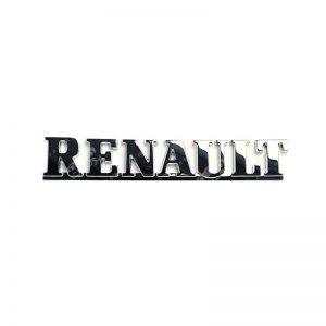 آرم خودرو RENAULT شرکتی ایساکو تندر 90