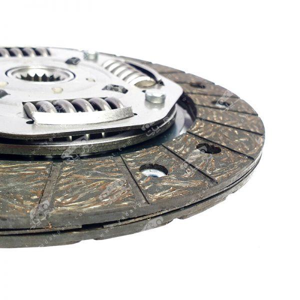 دیسک و صفحه کلاچ عظام پژو 206 405 پارس Tu5