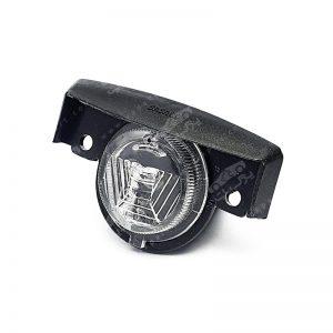 چراغ پلاک عقب شرکتی ایساکو پژو 405