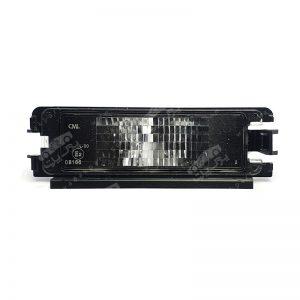 چراغ پلاک عقب شرکتی ایساکو تندر90