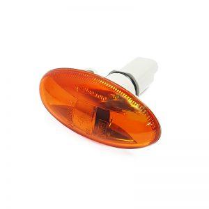 چراغ راهنما روی گلگیر اسپرتی نارنجی آذرپارت پژو 206 207