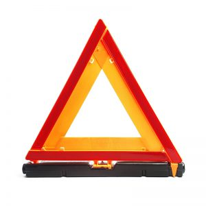 مثلث شبرنگ خطر خودرو